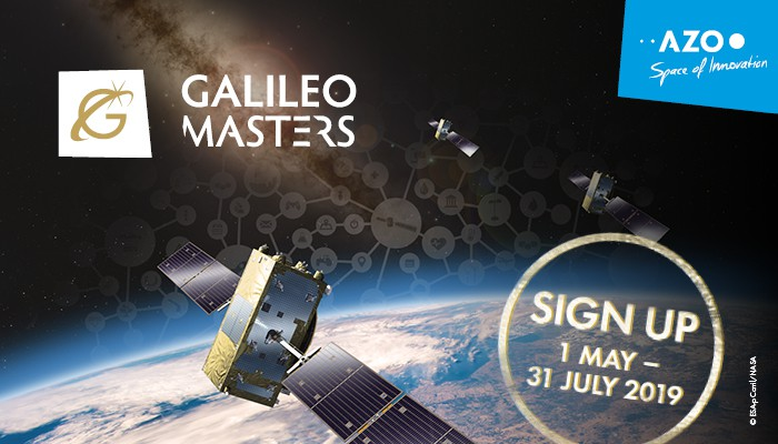 Galileo Masters - sign up 1 May to 31 July