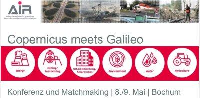 Copernicus meets Galileo
