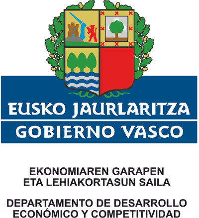 Department of Economic Development and Infrastructures of the Basque Government​
